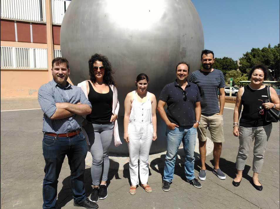 Grupo de investigación Sistemas Metabólicos de la Universidad de Málaga, responsable del estudio.