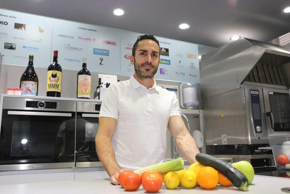 El nutricionista Juanjo Morillas.