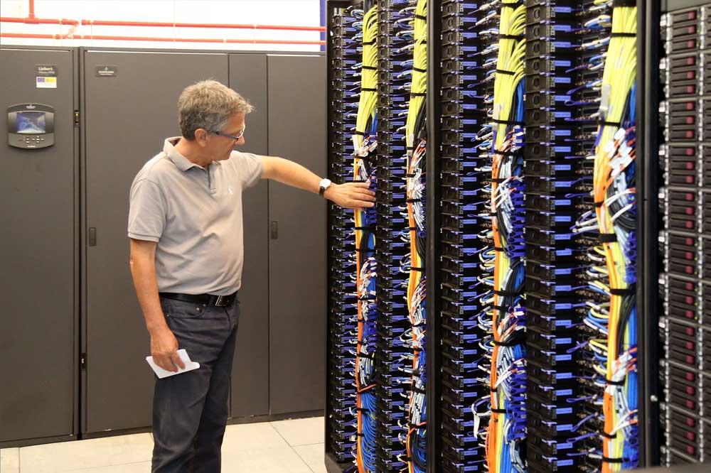 La infraestructura Picasso recibe un incremento de 2.688 procesadores (cores).