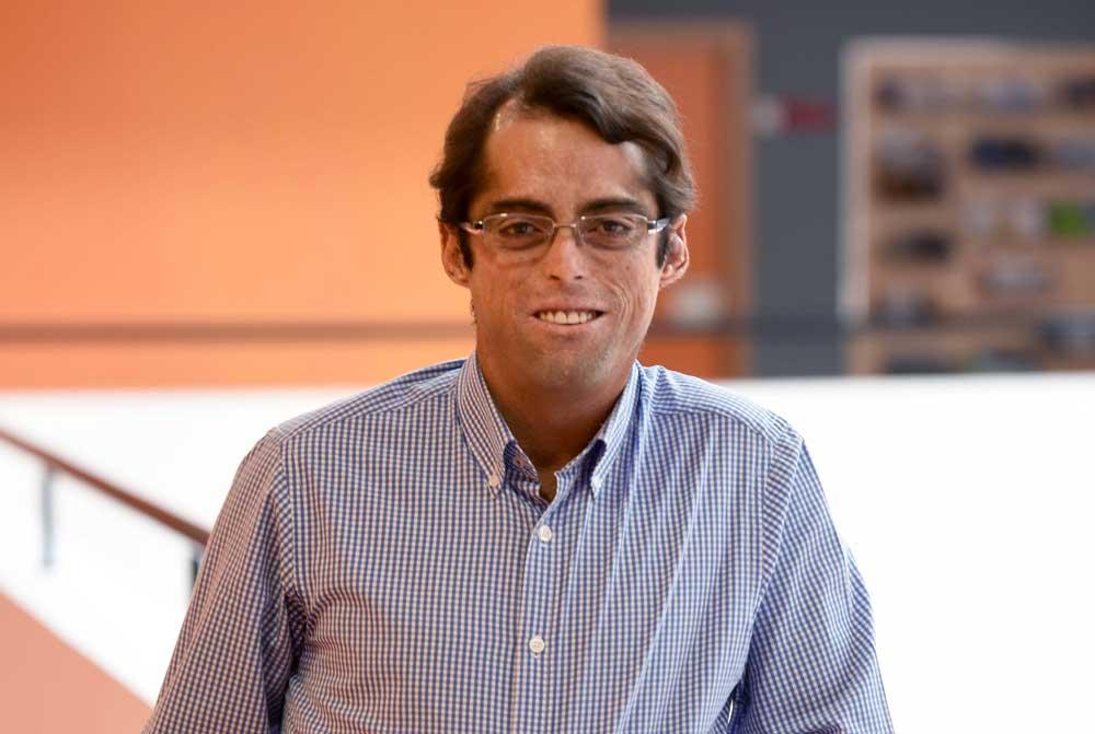 El investigador de la UMU, Félix Gómez Mármol.