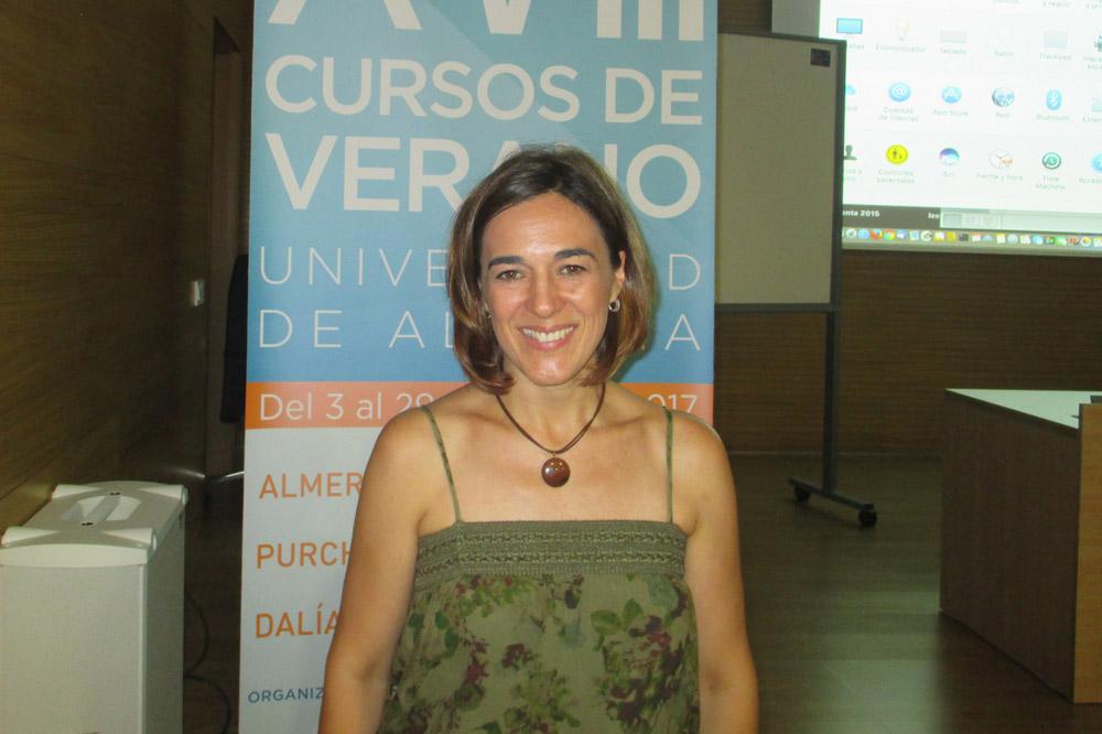 Almudena Zurita.