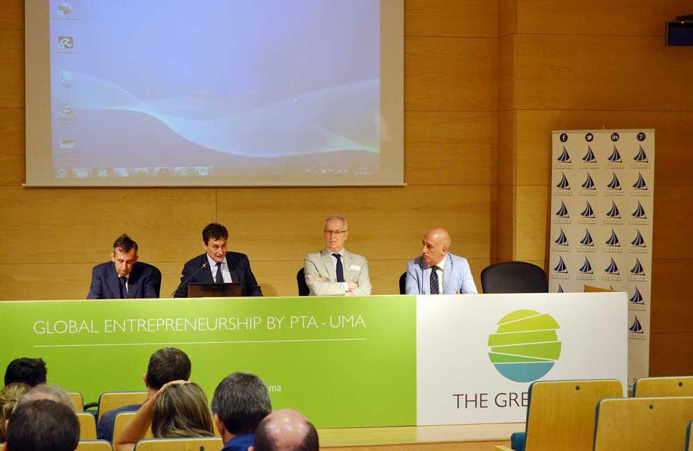 Encuentro celebrado en Málaga en