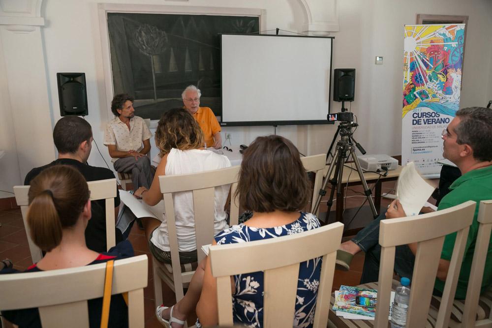 Javiern Sádaba habló sobre la última fase de la vida vista desde la filosofía.