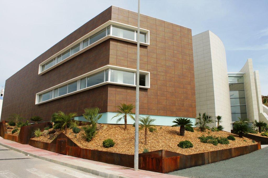 Centro Cultural de Mararrón.