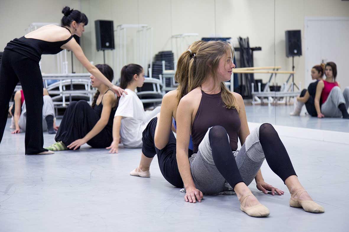 La UCAM, la primera en ofrecer el Grado en Danza de tres años.