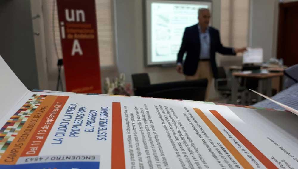 Curso celebrado esta semana en Málaga.