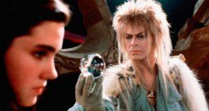Dentro del Laberinto, protagonizada por David Bowie.