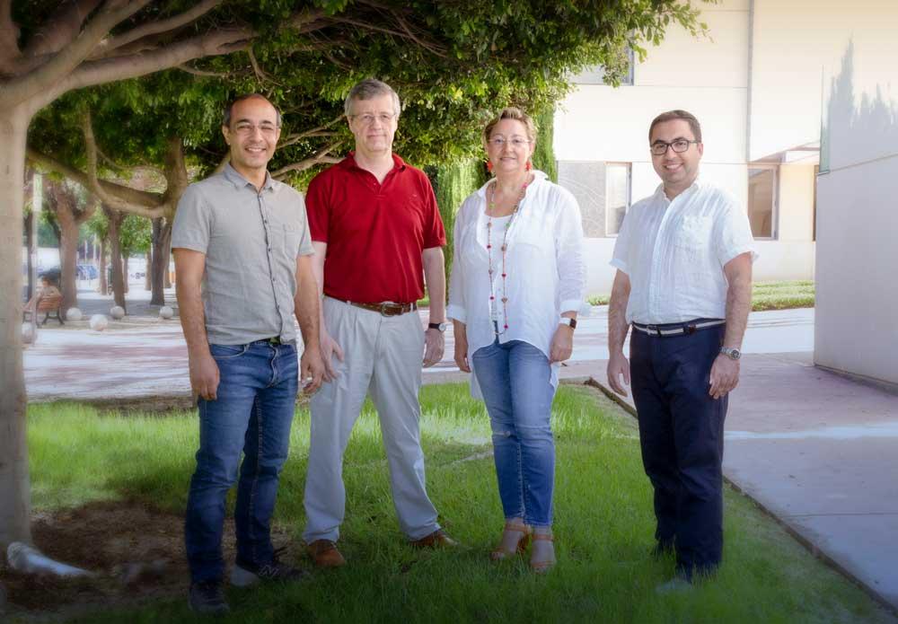 Grupo de investigación de Neurociencias de la UMH que ha realizado el descubrimiento.