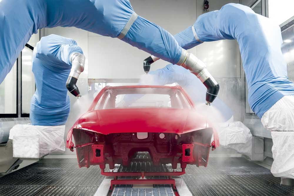 Un máster de ciencia del color para el sector del automóvil.