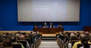 Inauguración del Aula de Mayores de la UMA.