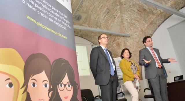 Presentación del proyecto Girl Power de la UPCT.
