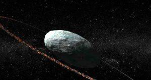 Anillo de Haumea, compañero de Plutón.