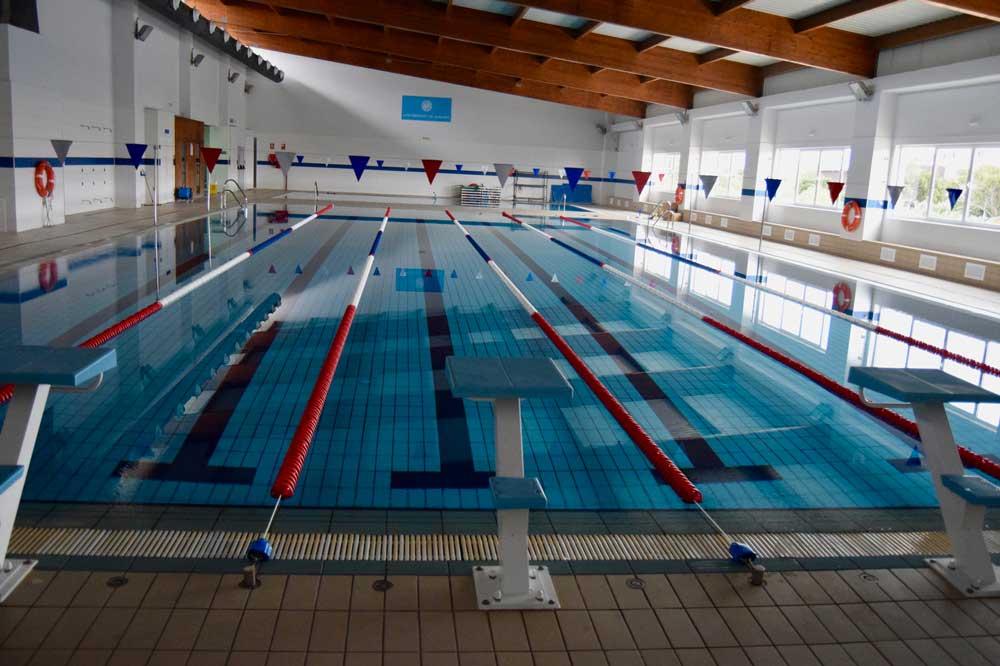 La ual contar con una piscina renovada para la docencia for Piscina universidad alicante