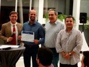 Investigadores de la UAL premiados en el Congreso de Acuicultura.