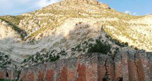 Minas de azufre de Hellín en Albacete.