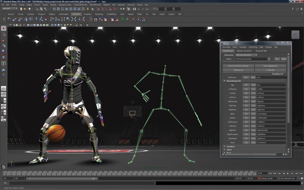 En el Máster en Creación de Videojuegos aprenderás a diseñar personajes.