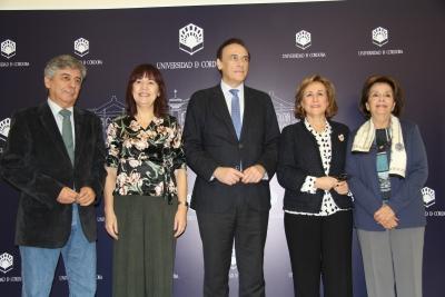 Banos Jurado.La Universidad De Cordoba Premia Al Investigador De La Umu