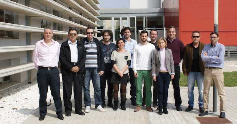 Grupo de Informática Aplicada de la Universidad de Almería.