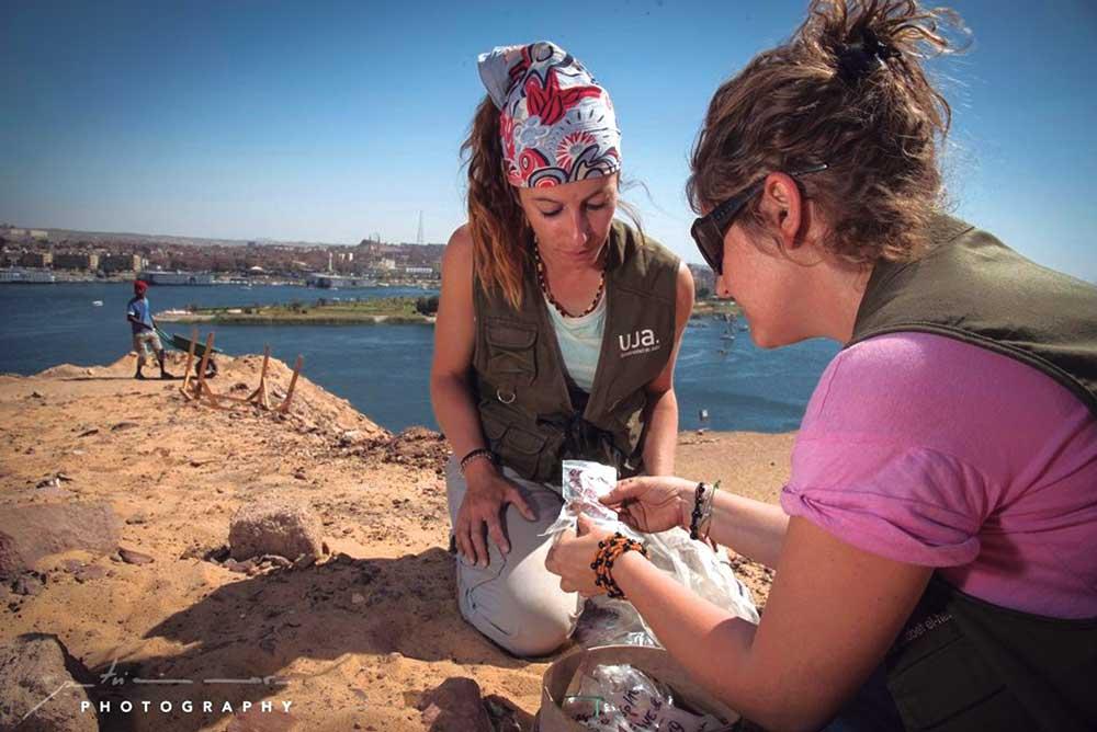 La Universidad de Jaén lidera el proyecto sobre el antiguo Egipto más importante de España.