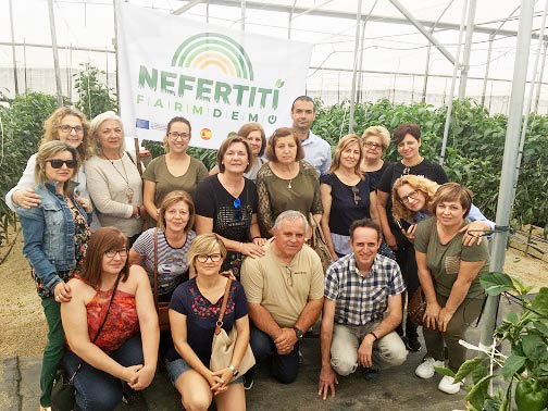 La agricultura intensiva necesita agricultores muy preparados.