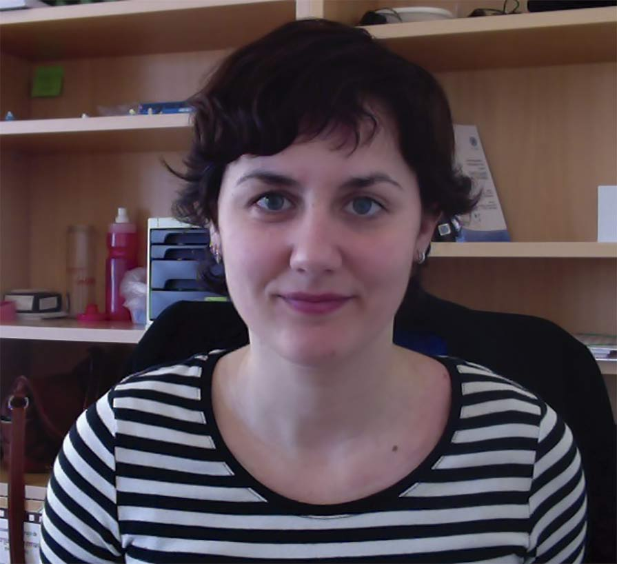 Ana Maldonado, especialista en la aplicación de redes bayesianas al medio ambiente.