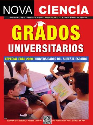 Nova Ciencia junio 2020 - Especial Grados Universitarios