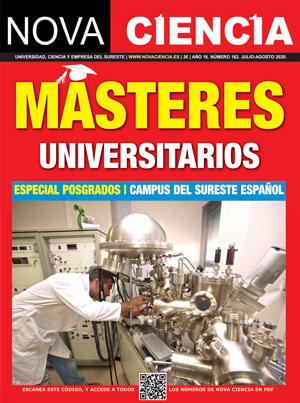 Nova Ciencia julio 2020 - Especial Masters Universitarios