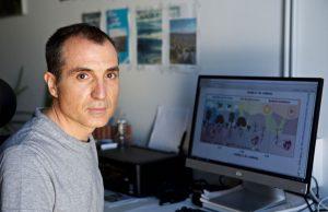 Fernando Maestre Gil, investigador de la Universidad de Alicante.