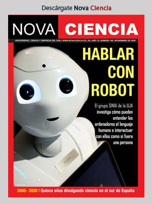 Nova Ciencia noviembre 2020 - El idioma de las máquinas