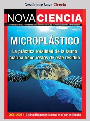 Nova Ciencia febrero 2021 - Plástico en el mar