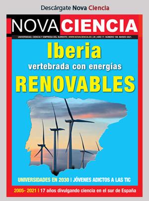 Nova Ciencia marzo 2021 - El mapa ibérico de las renovables
