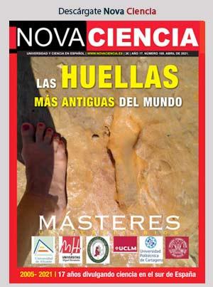 Nova Ciencia abril 2021 - Especial de másteres
