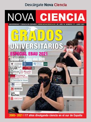 Nova Ciencia junio 2021 - Especial títulos de grado