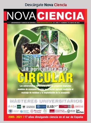 Nova Ciencia mayo 2021 - Especial de másteres de Andalucía