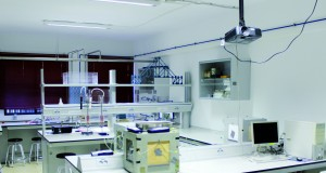 Laboratorio de Ingeniería de la Edificación.