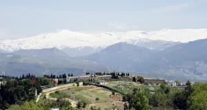 Los participantes realizarán una vistita al glaciar de Sierra Nevada.