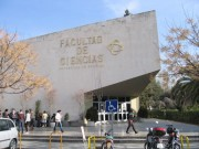 Facultad de Ciencias de la UGR.