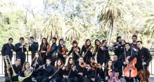 Orquesta Universitaria de Murcia.