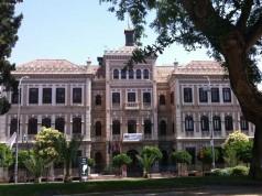 Rectorado de la Universidad de Murcia.