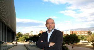 Julián Cuevas, vicerrector de Internacionalización de la UAL.