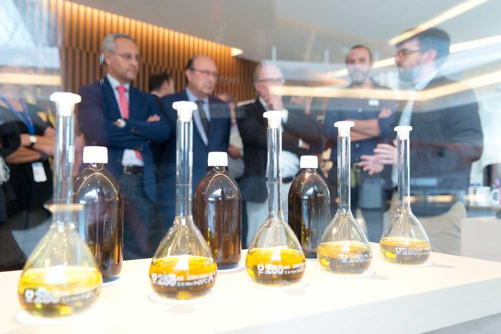 La automatización del aceite de oliva fue protagonista en el Parque de las Ciencias.