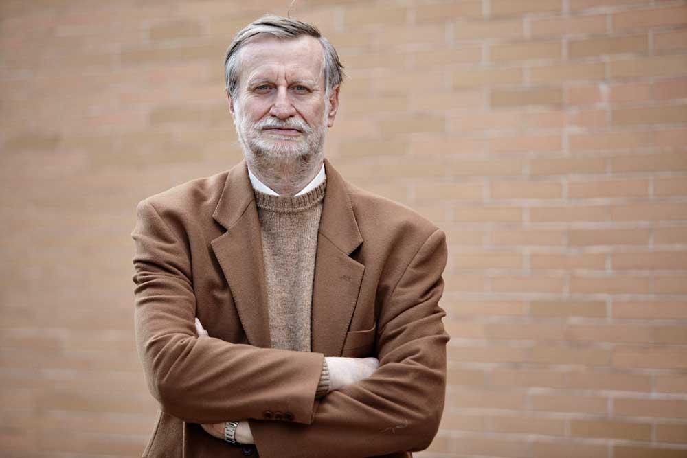 Juan Carmelo Gómez, profesor de la UMU.