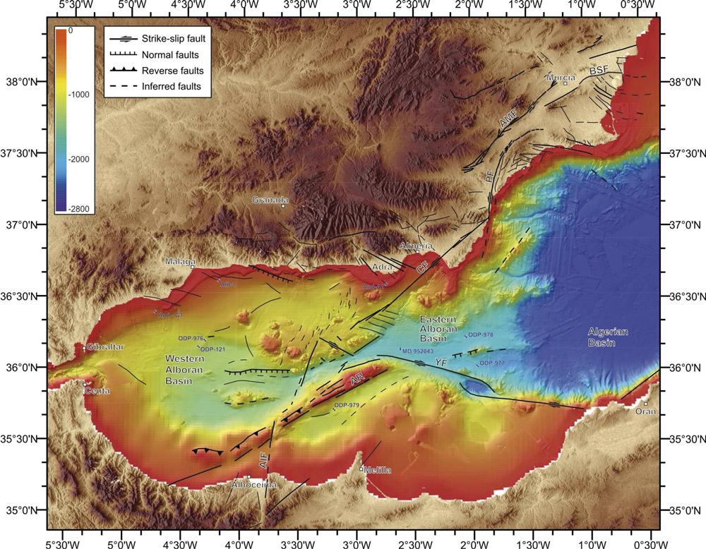 El Máster Geomet analiza la geofísica del entorno.