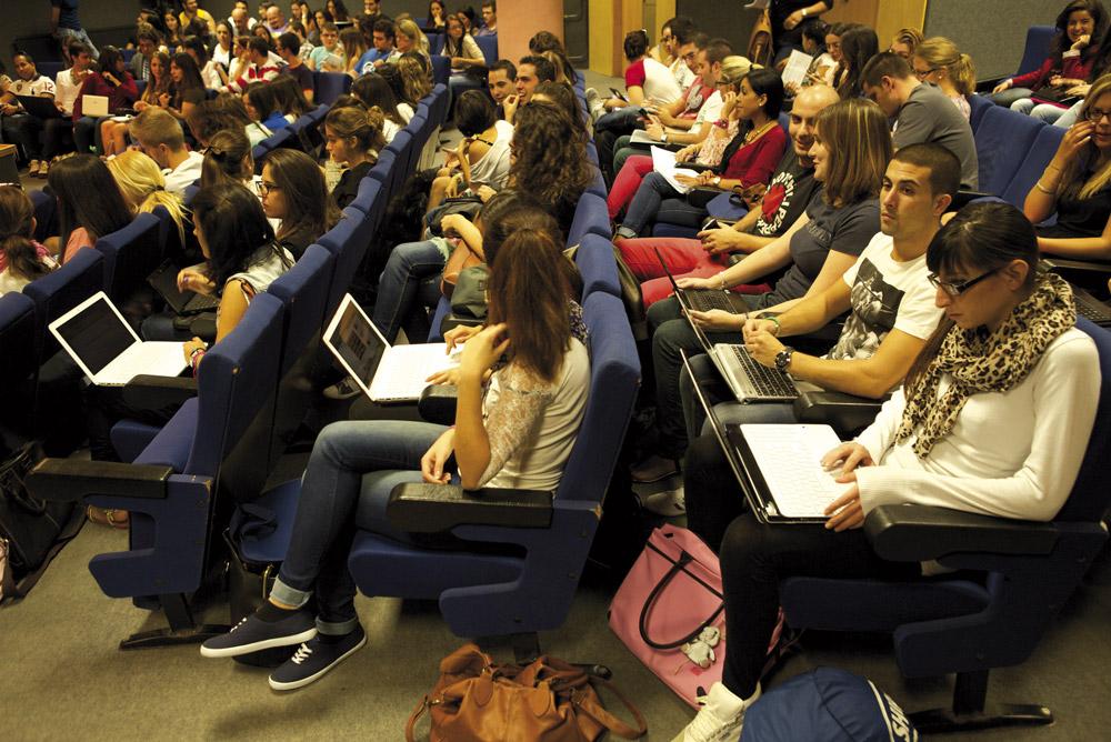 Los alumnos de los masters de la Universidad de Alicante salen muy satisfechos.