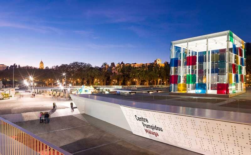 Uno de los puntos de Málaga más visitados por los turistas.