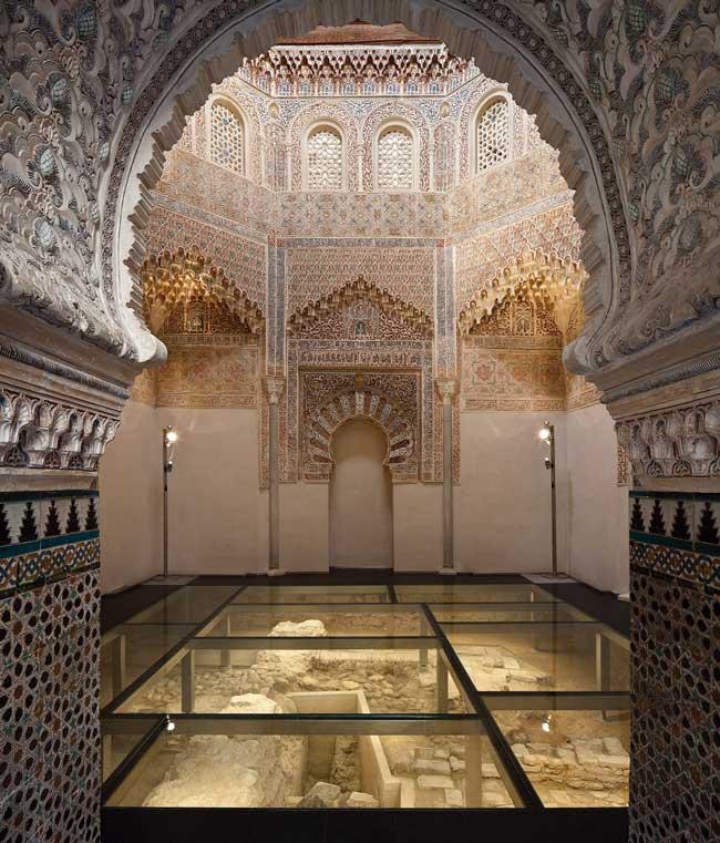 La Madraza, en Granada.