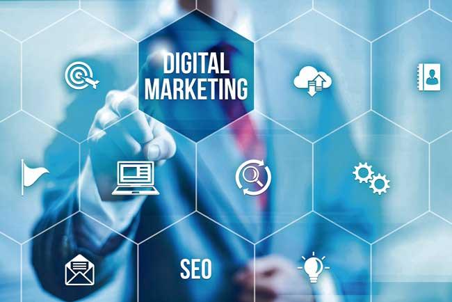 Master en Marketing Digital.