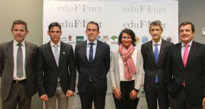 Unicaja presenta en Málaga una nueva edición de Edufinet.