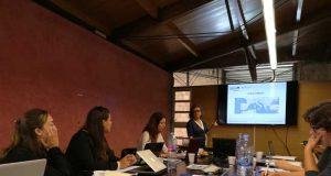 Reunión del proyecto Mitomed.