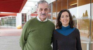 José María y Elena Bermúdez de Castro.